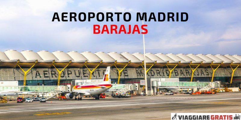 Come arrivare dall'aeroporto di Madrid al centro città
