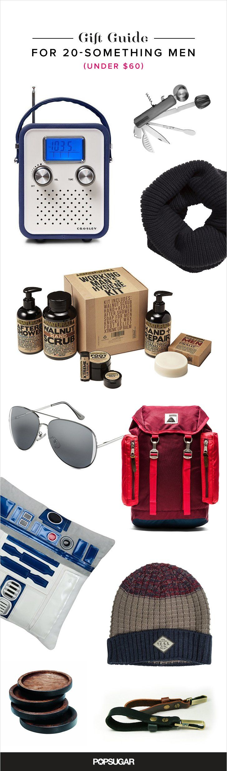 41 Affordable Gifts For Men in Their 20s | Cool Stuff | Pinterest ...