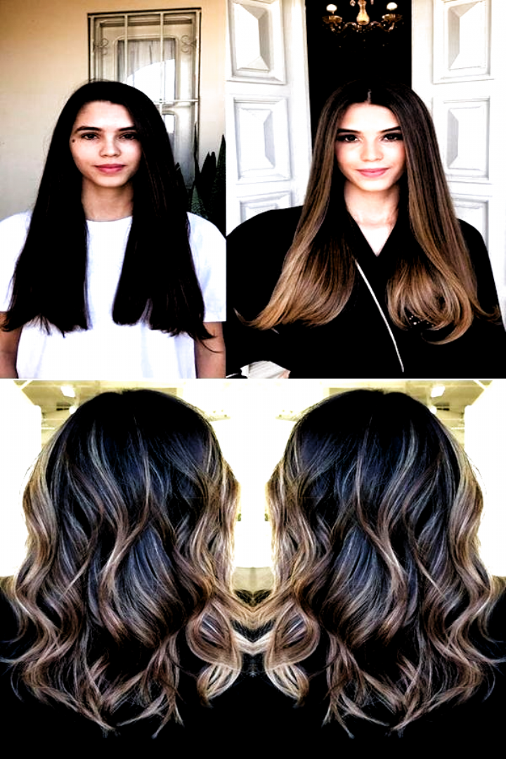Easy Hairstyles For Long Hair Hairstyles For Women With Straight Hair How Can I Make My Hair Straight In 2020 Easy Hairstyles For Long Hair Long Hair Styles Hair Lengths