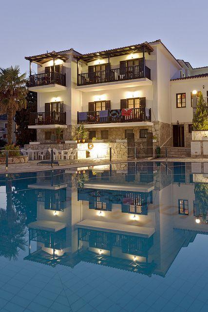 Dionyssos Hotel Skopelos Greece