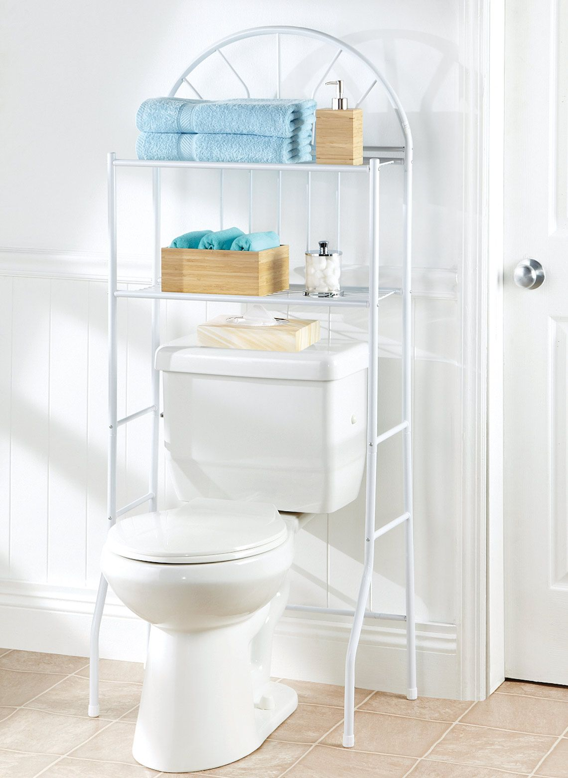 Bathroom Accessories Bathroom Decor Carolwrightgifts Over The Toilet Rack Bathroom Rack Bathroom Furniture Storage