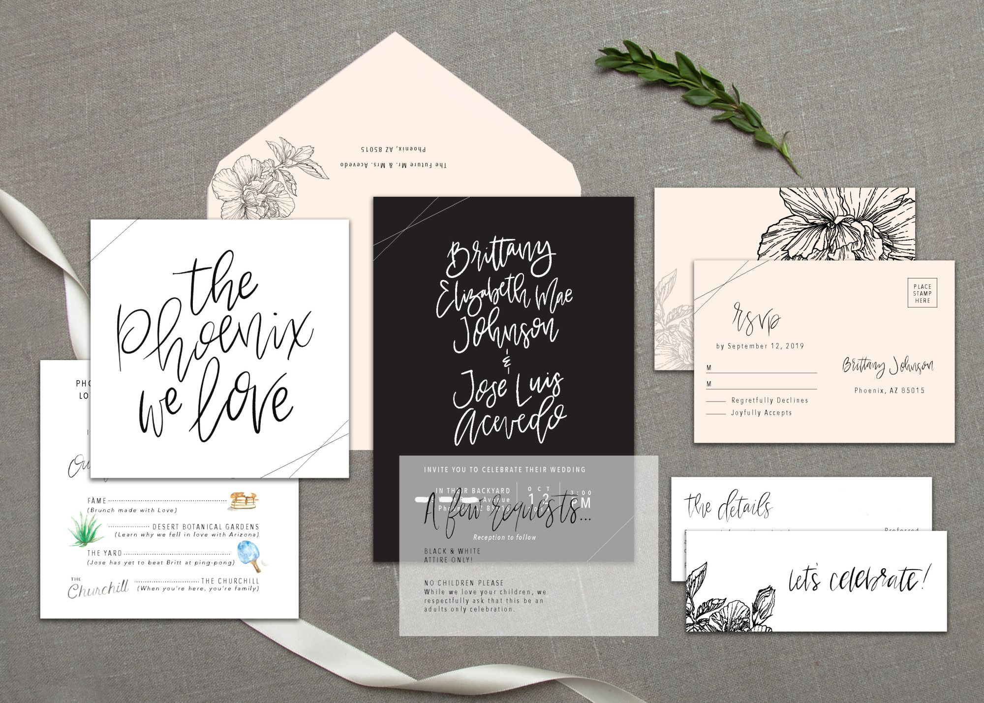 SIMPLY BEAUTIFUL INVITES BY DESIGN SQUEEZE Invitations