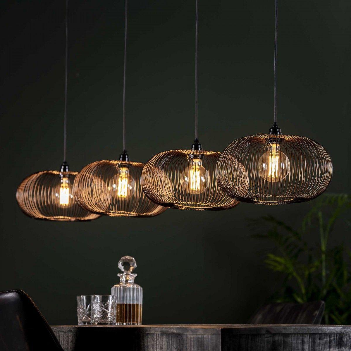 Hangeleuchten Stellen Die Ideale Beleuchtung Fur Den Esstisch Dar Denn Das Auge Isst Mit Aber Auch In Andere Lampe Hangelampe Industrial Esstisch Beleuchtung