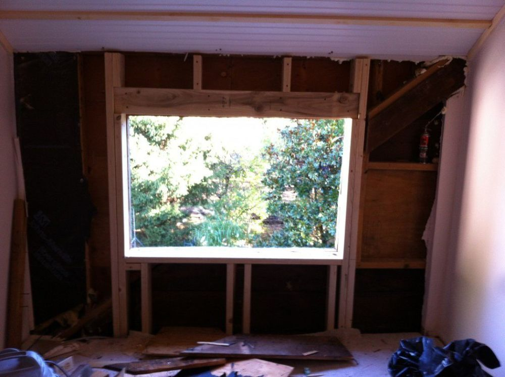 Adding A New Window To An Old House