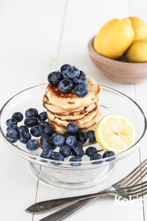 Pin lisääjältä Valio taulussa Brunssi | Pancakes,Desserts ja Breakfast