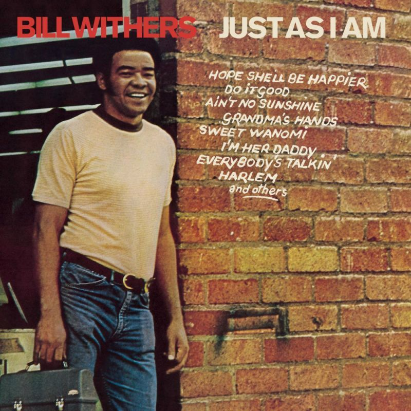 Bill Withers Just as I Am (1971) MusicMeter.nl Lps