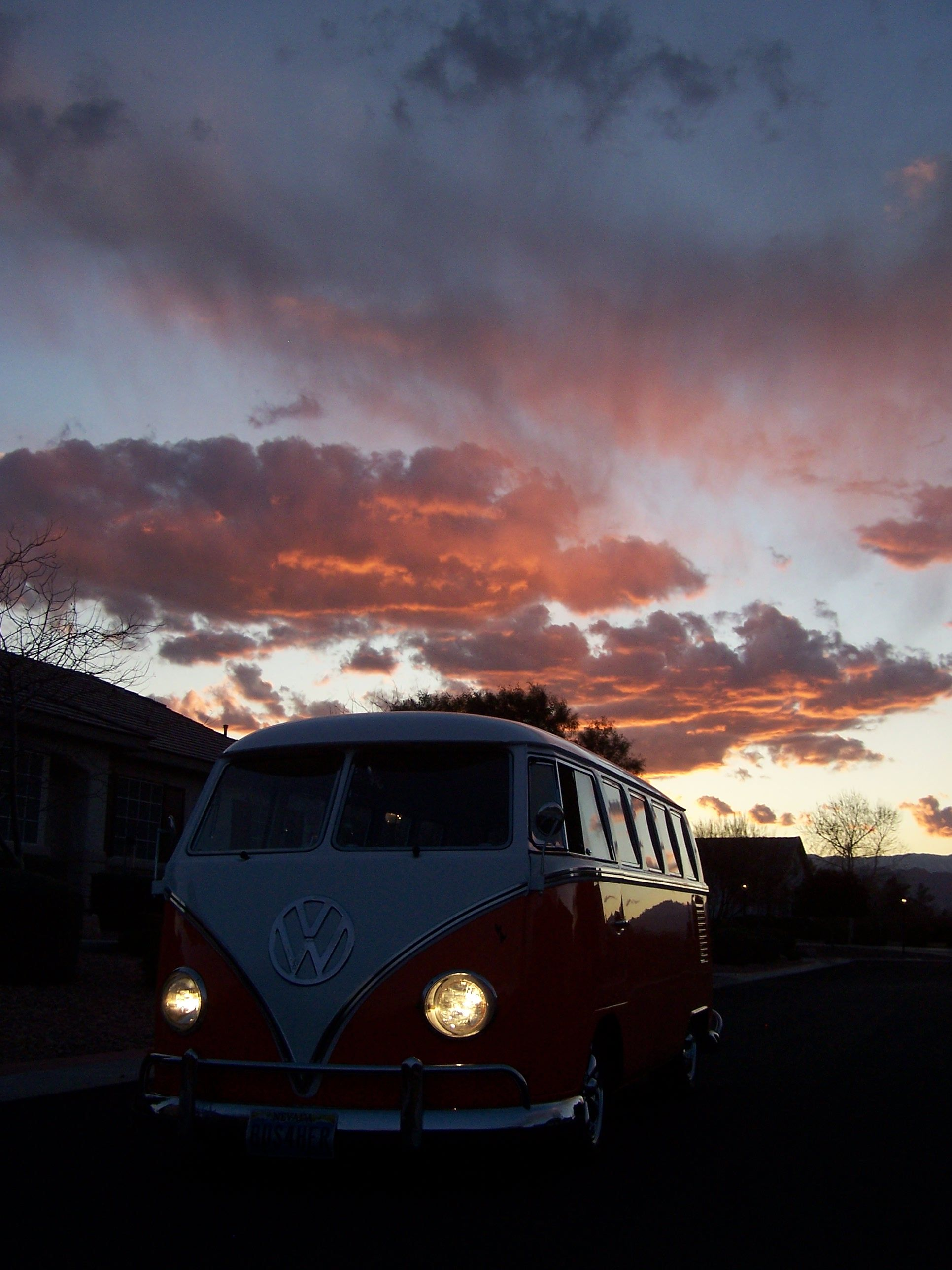 VW Sunset ;)