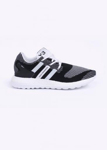 Y3 Adidas Yohji Yamamoto Pure Boost ZG Knit Trainers
