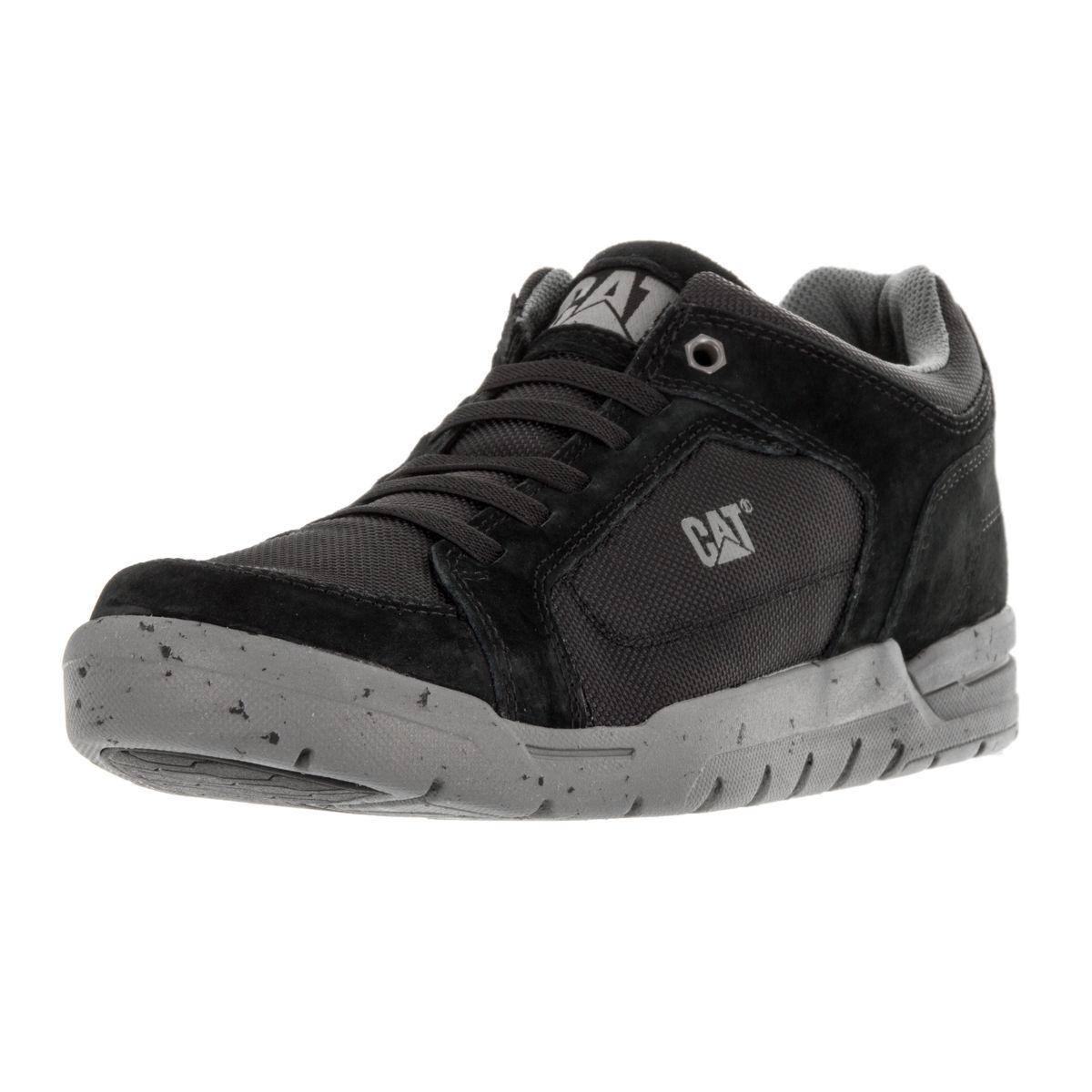 e2011e666 Caterpillar Men s Indent Black Casual Shoe