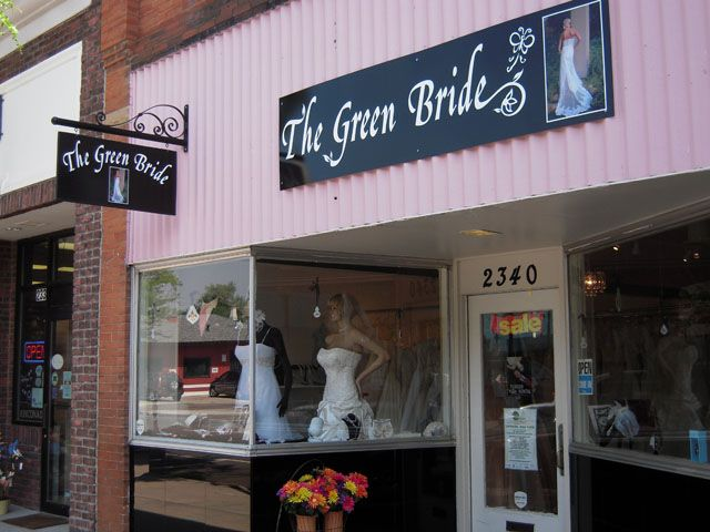 The Green Bride - resale bridal gowns   Wedding Dresses / Gowns ...