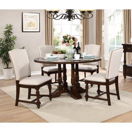 Home Furniture Dining 5 Piece Dining Set