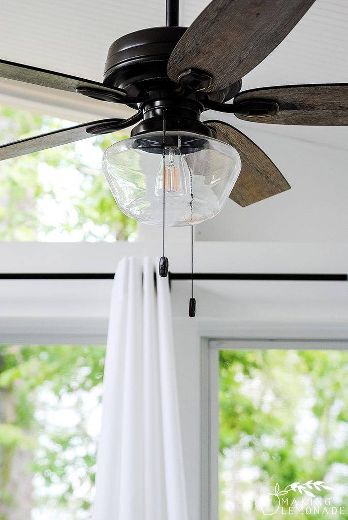 Transform Your Porch With Outdoor Curtains Outdoor Curtains Outdoor Ceiling Fans Ceiling Fan Bedroom