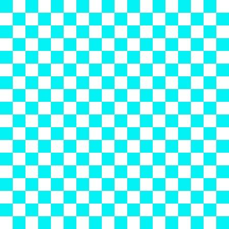 Aqua White Checkerboard Checkerboard Pattern Checker Background Checkerboard