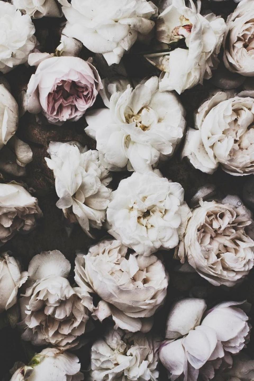 Decadently Dark Florals Wedding Style Inspiration Lane