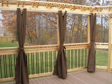 Deck Privacy Walls Design Ideas