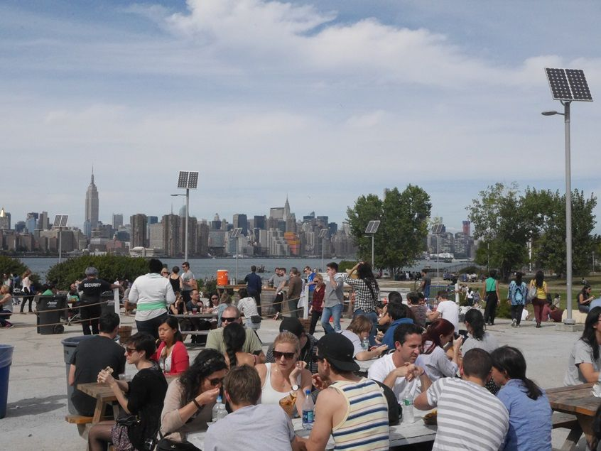 Listamos cinco food markets em NY que são perfeitos para entender a vibe da cidade.