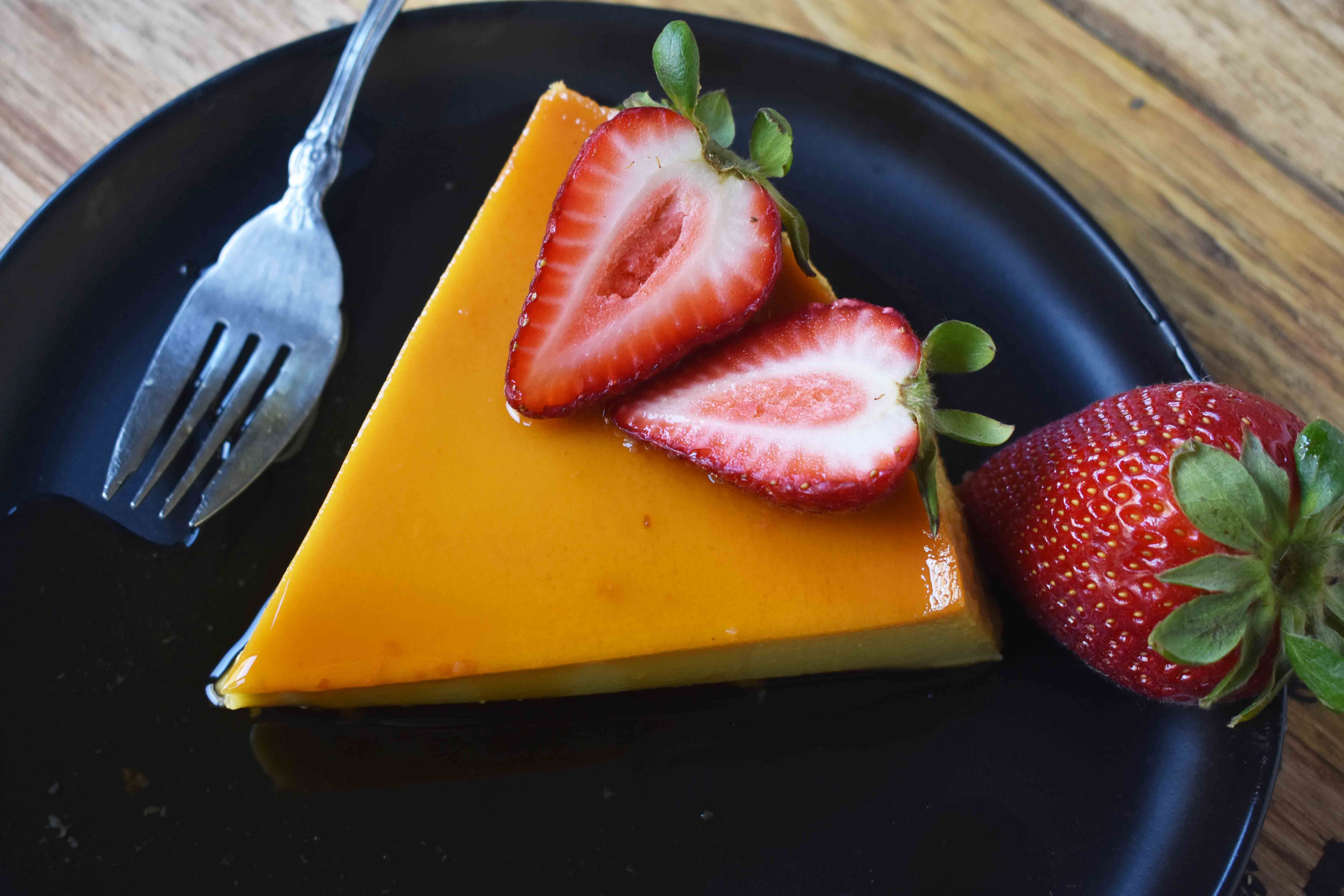 Caramel flan the best flan recipe how to make the