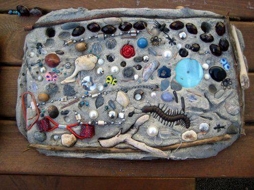 school garden ideas - Garden Art Ideas For Kids