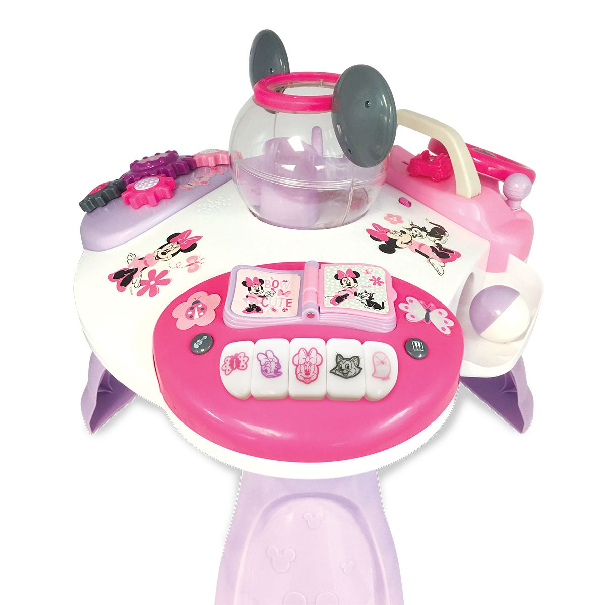 Minnie Mouse Friends Delight Discover Activity Table