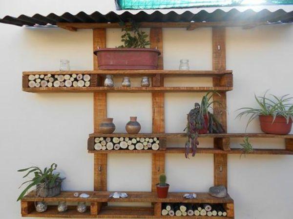 Wohnideen Paletten 1001 möbel aus paletten schöne wohnideen für sie balconies