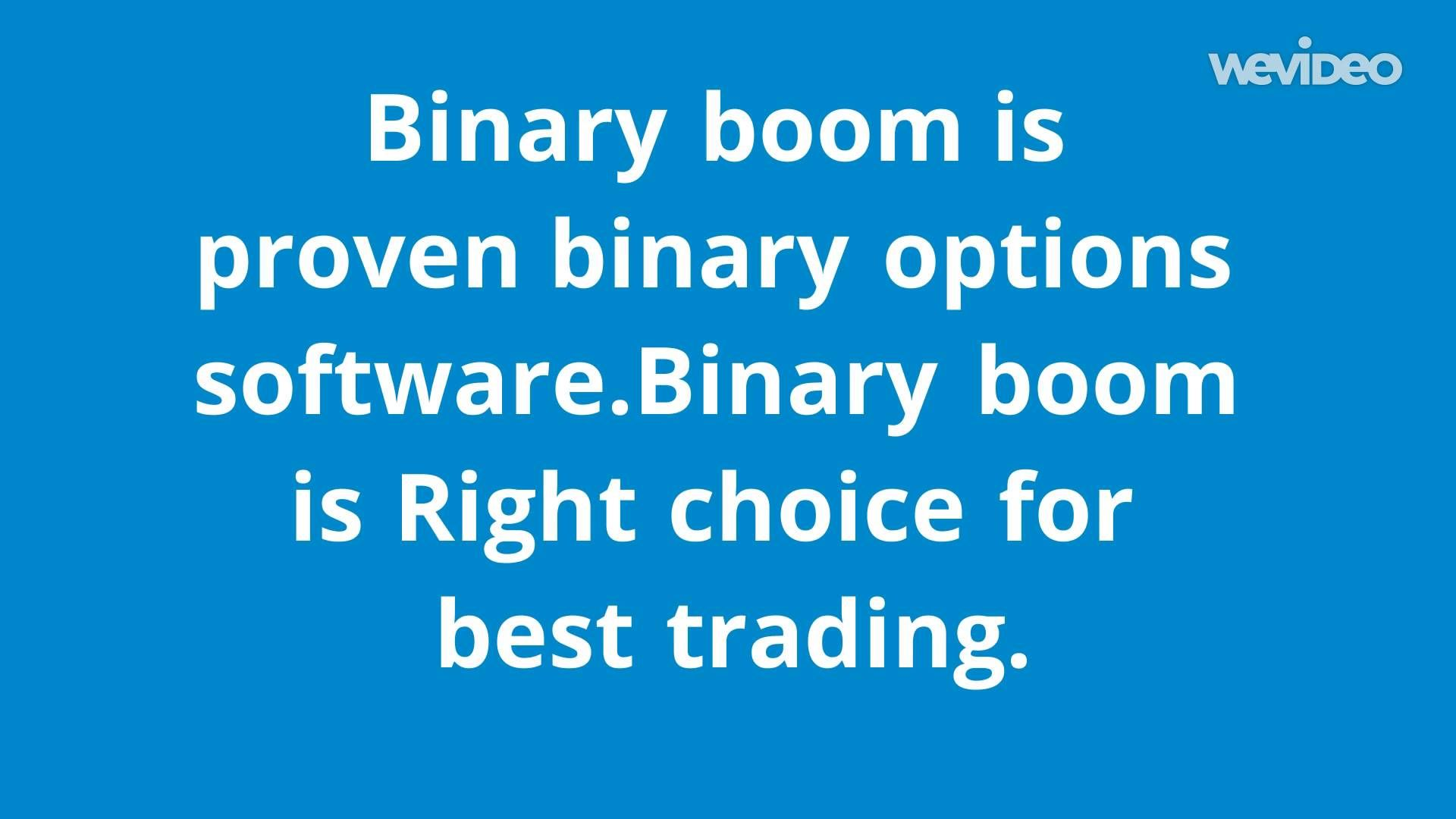 Maria blackburn binary options