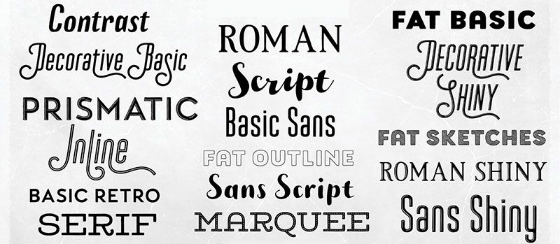 How to upload new fonts to photoshop