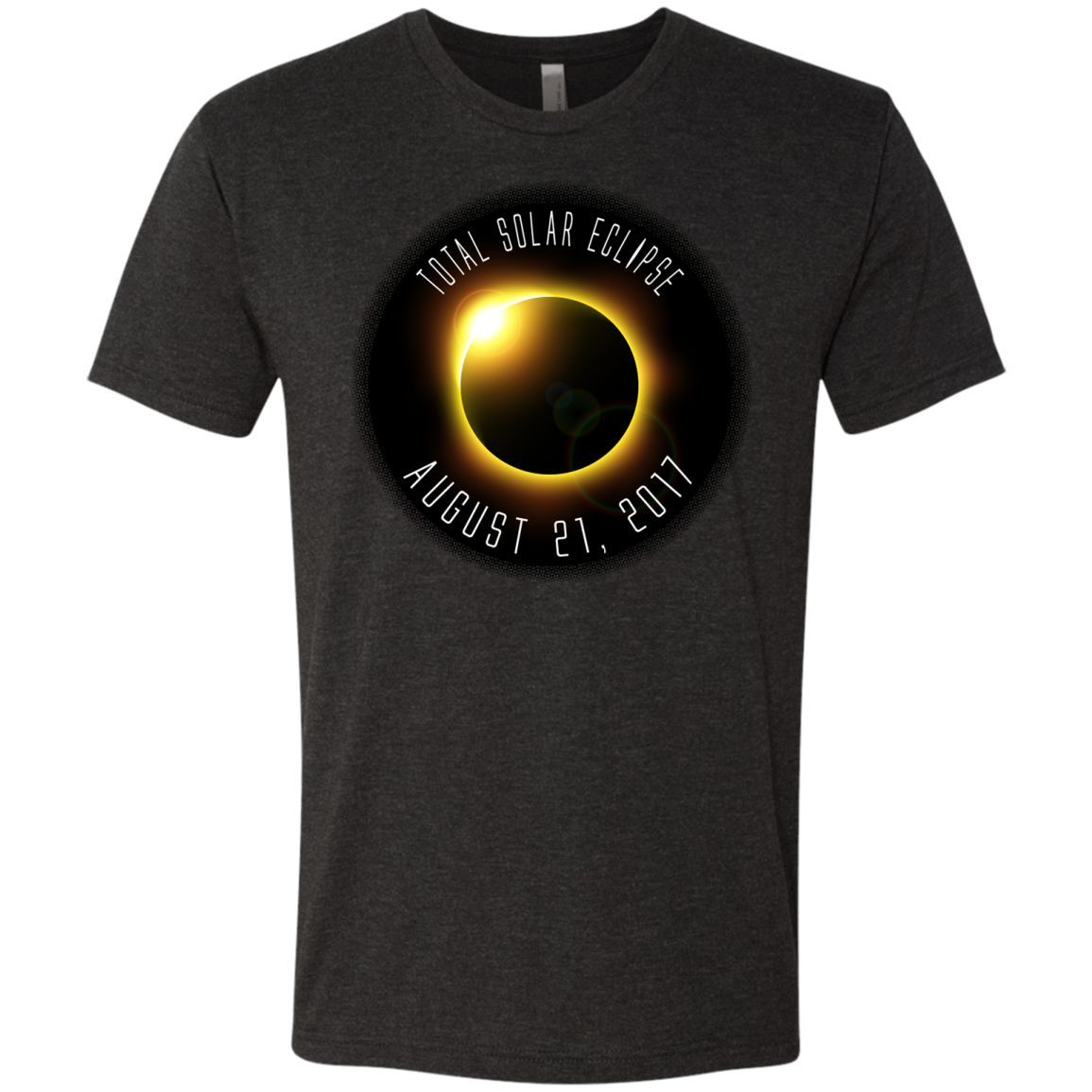 Total Solar Eclipse August 21 2017 Shirts for Men and Women