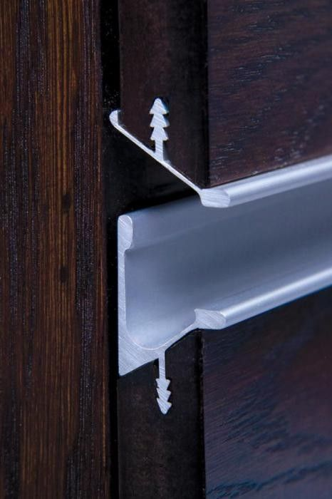 Continuous Drawer Pulls Hb370 Drawer Pull Handb2012 Cabinetry Design Stone Wall Design Furniture Handles