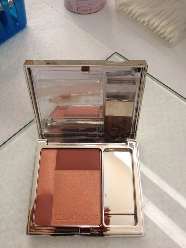 Clarins Blush Prodige Illuminating Cheek Color in #04 sunset coral for Quinn