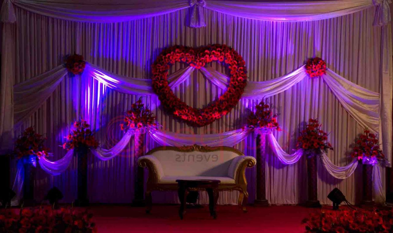 Valentines Stage Decoration My Web Value