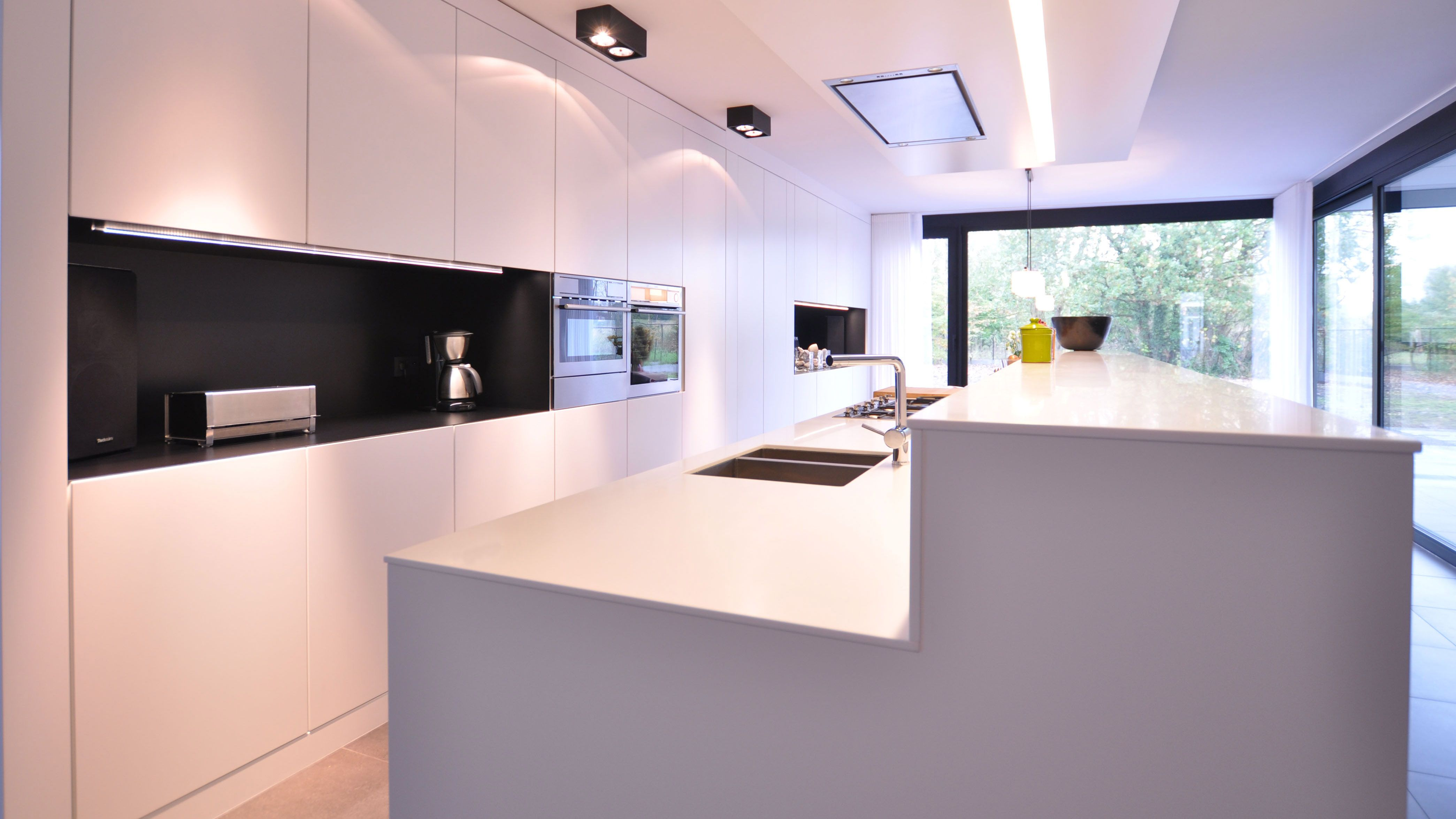 Modern augustijns keukens kitchen pinterest nice for Interieur moderne
