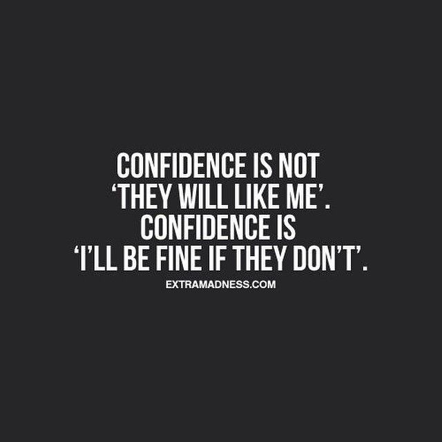 Confidence Quotes Tumblr: Don't Worry What People Think! Because They're Not Living