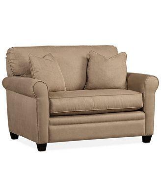 Outstanding Kaleigh Fabric Twin Sleeper Chair Bed Reg 949 00 Was Short Links Chair Design For Home Short Linksinfo
