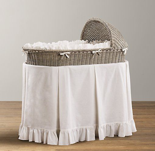 Rooms Restoration Hardware Baby Amp Child With Images Bed Bassinet Wicker Bassinet