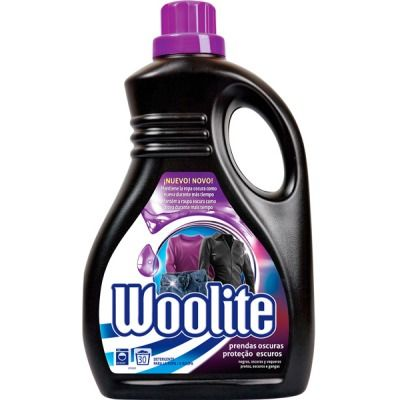 Woolite Dark Clothes Laundry Detergent Detergente Para A Roupa
