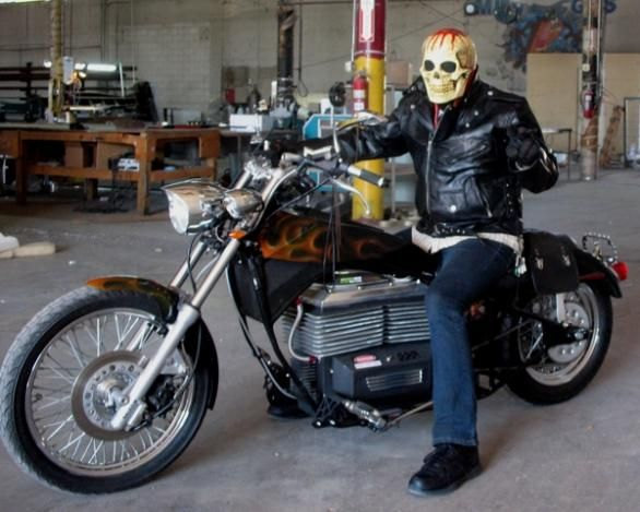 Halloween Rider With Images Halloween