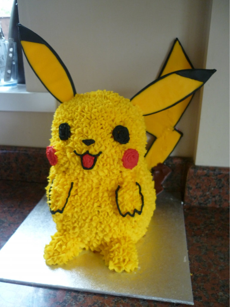 Pika Very Nice I Want One Yummy To My Tummy