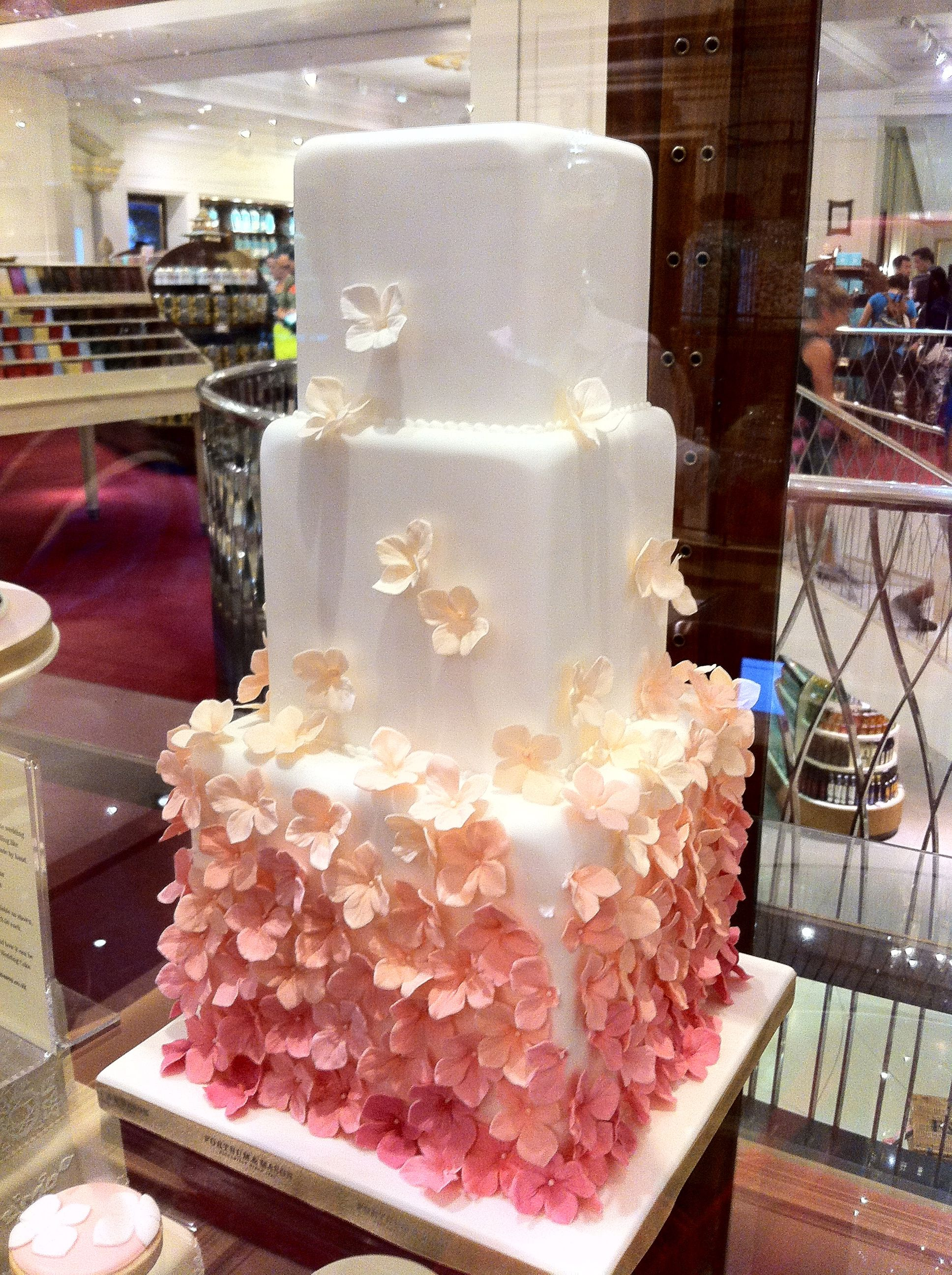 fortnum and mason wedding cakes fortnum and cherry blossom wedding cake desserts 14416