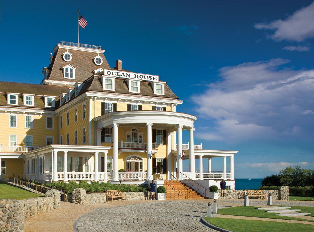 The Ocean House Watch Hill Rhode Island