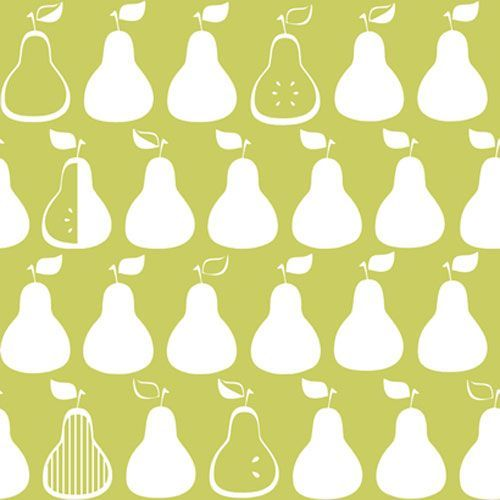 York Wallcoverings Bistro 750 Kitchen Pears Wallpaper   Pear ...