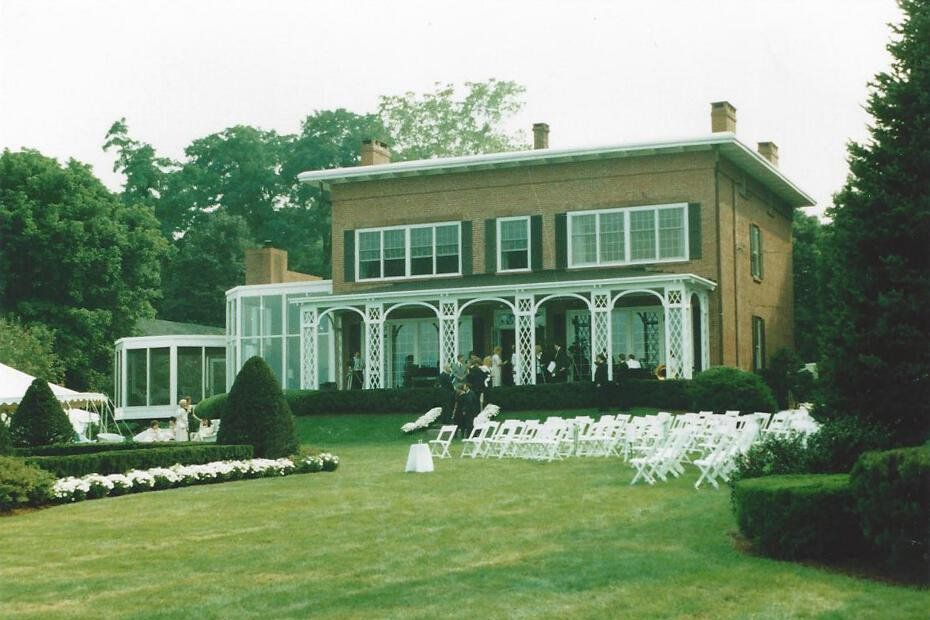 Hudson Valley Wedding Venues Riverbank Historic House Cornwall