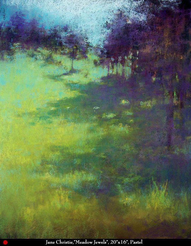 Jane Christie , Artist, Pastel Artist, Pastels, Saks