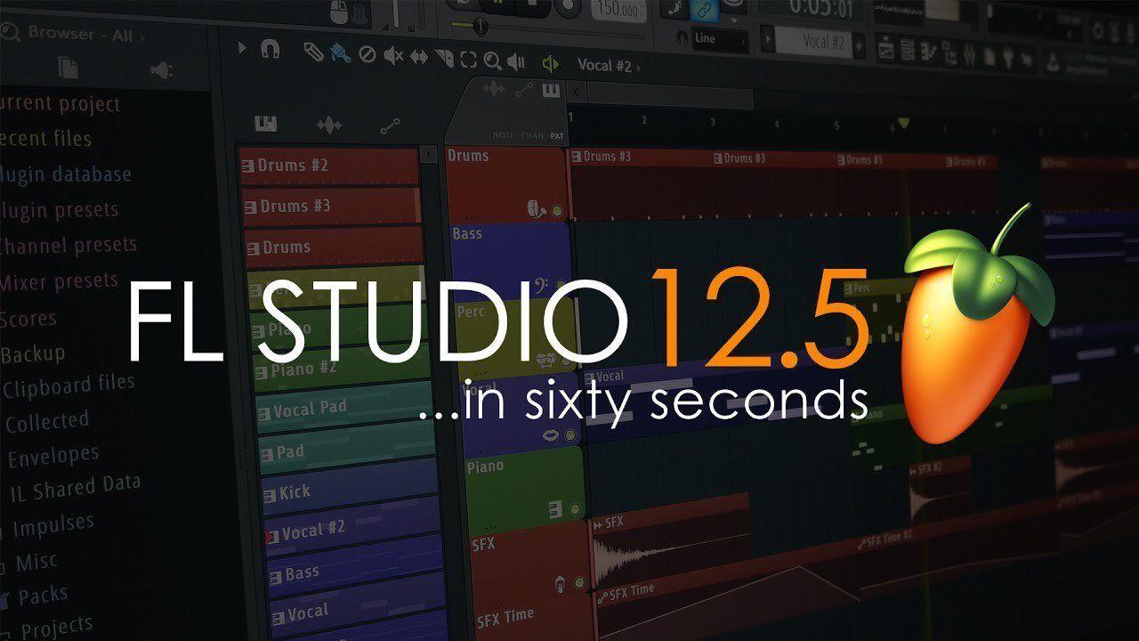 fl studio 12.5 reg key only
