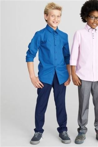 Buy Double Formal Shirt (12mths-16yrs) from the Next UK online shop - possible Raistlin outfit