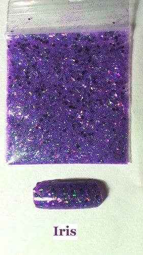 Glitter Mixes Spring For Acrylic Nail Art Ebay Nail Designs