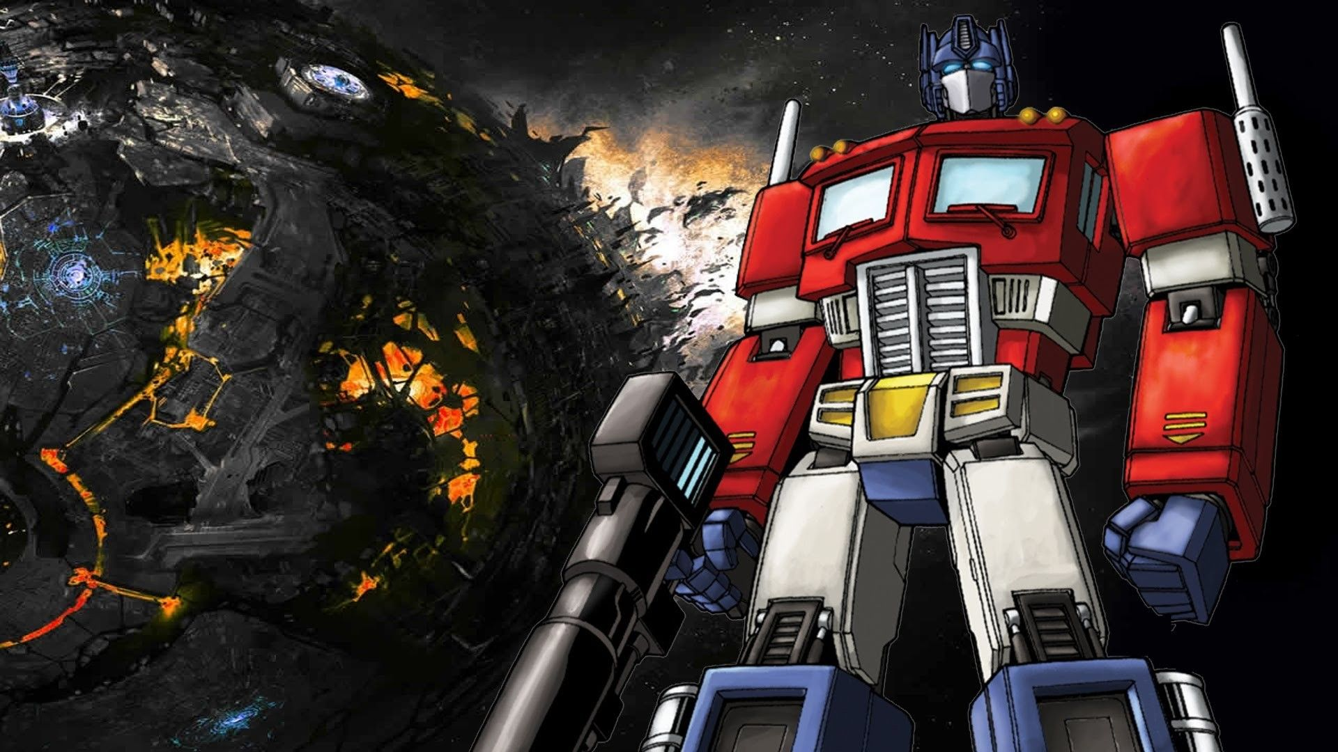 1920x1080 Displaying 17 Images For Optimus Prime G1 Wallpaper Hd Transformers Transformers Artwork Transformers Canvas