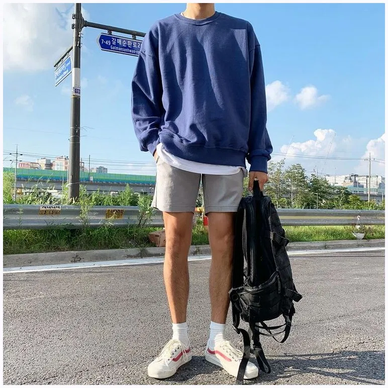 49 Ideas Fashion Mens Streetwear Outfit For 2020 4 In 2020 Asian Men Fashion Streetwear Outfit Summer Outfits Men