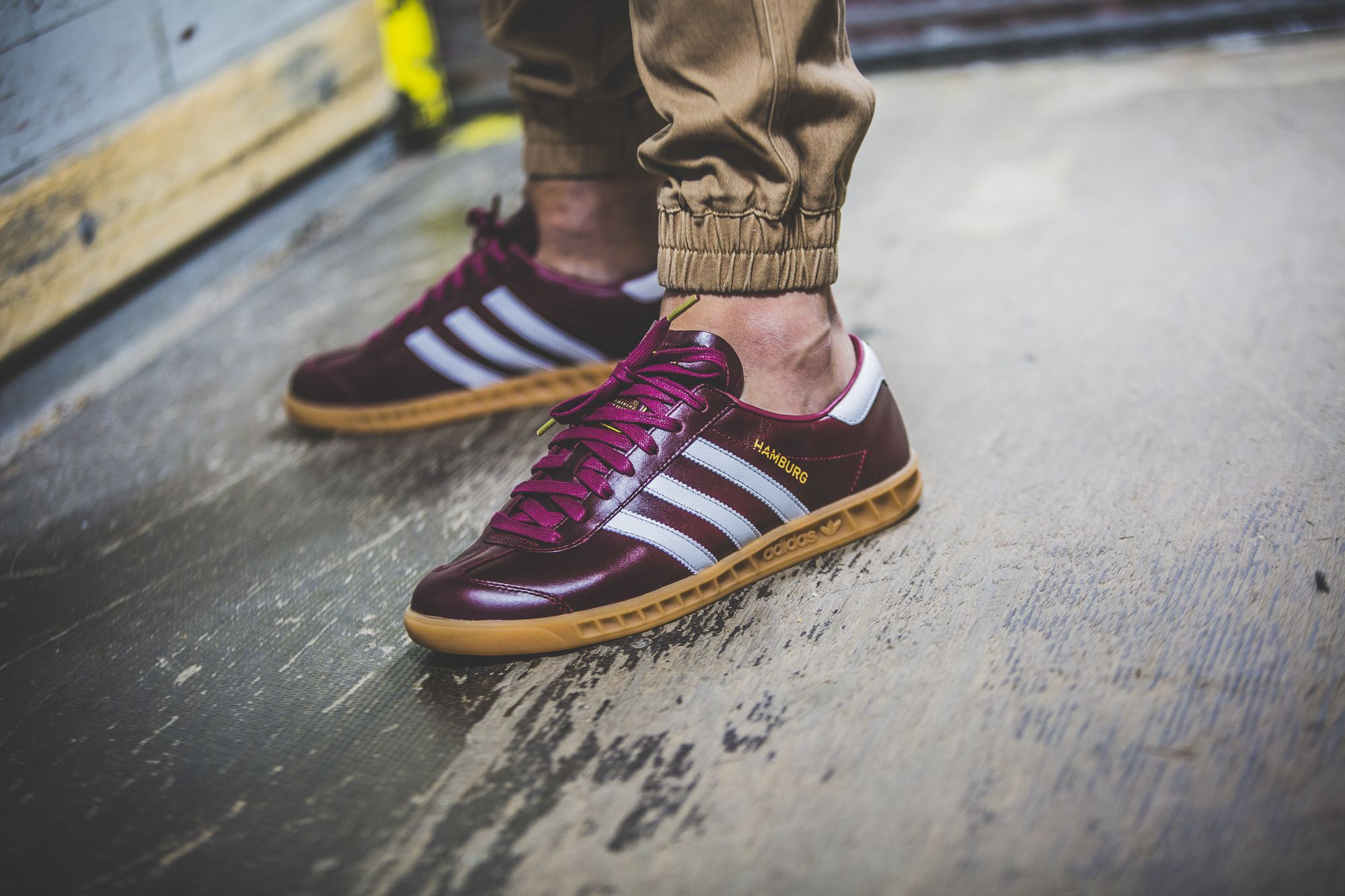"""The adidas Originals Hamburg """"Made in Germany"""" is coming"""