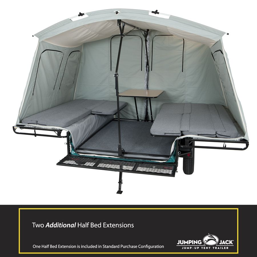 Tent Trailer Accessories   Jumping Jack Trailers   Camping ...