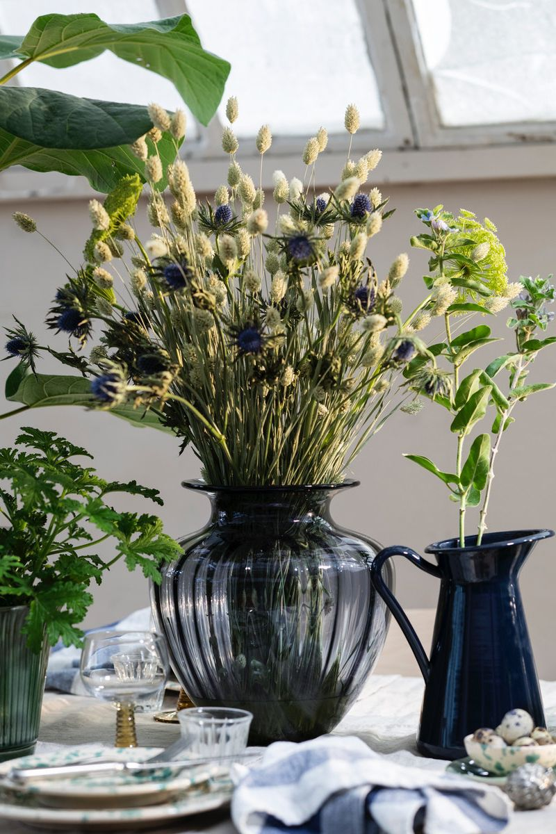Tonsatta Vase Grau Ikea Deutschland Ikea Pflanzen Vase Und